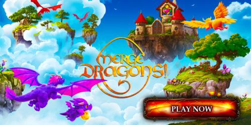 Merge Dragons Online Permainan Strategi Seru